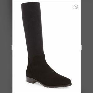 Aquatalia Nocolette Suede Boots size 8